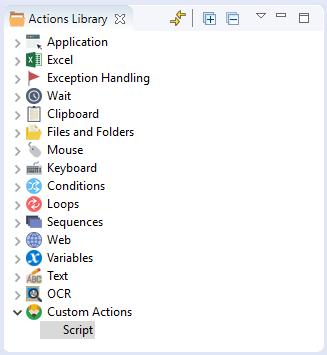 WorkFusion - Robolytix Custom Actions